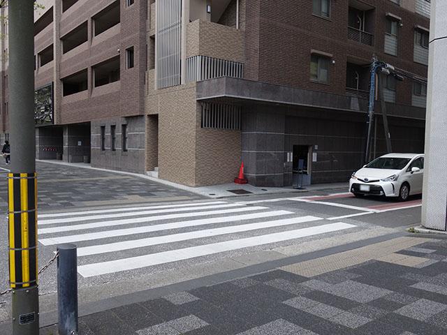 烏丸御池駅からのアクセス写真